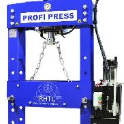 RHTC Profi Press 60 Tonnen Presskraft
