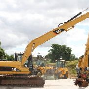 CAT 320D - Long Reach + Hydr
