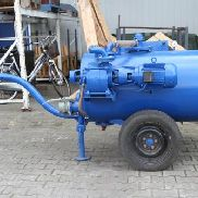 Pracht PS-E220 - dirty water pump, used
