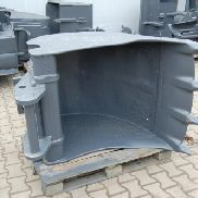 Bucket - 1.000mm - MS10 - teeth - used - r1238