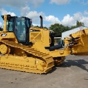 CAT D6N LGP - 6 Way Sign - For Rent!