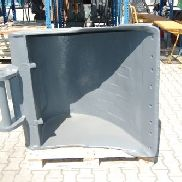 Bucket - 1.200mm - MS20 - used - R1272