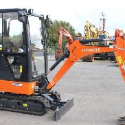 Hitachi ZX 19 -5A CR + Lehnh. MS01 + TL + GS - NEW