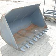 Earth bucket - 1.700mm - Permanent installation - R1287