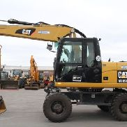CAT M 315 D + Lehnhoff SW - good condition