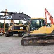 Volvo EC220DL + air + compl. hydraulique