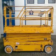 UpRight X26 scissor lift