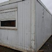 Bürocontainer / Container - 6x3x3