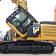 CAT 336 FLN UHD Ultra High Demolition demolition excavator