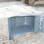 Bucket - 730mm - fixed mounting - used - R1408