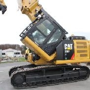 CAT 330 FLN UHD Ultra High Demolition demolition excavator