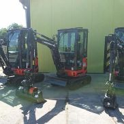 Eurocomach ES 18 ZT new equipment