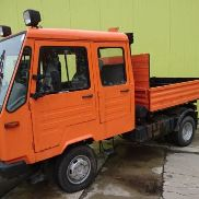 Multicar M26 - tipper