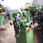 Saw sharpening machine