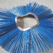 PLASTIC SWEEPER BRUSHES 160x550mm