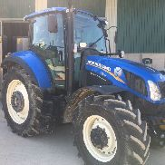 agricultural tractors: NEW HOLLAND - T5.115 NEW HOLLAND C1397 / 2