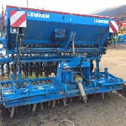 Combination drills: LEMKEN - Zirkon + Saphir 7/300 9/300 24R. MS00517 + MS00518