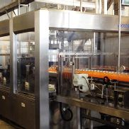 ROLL FEED LABELLING MACHINE BRAND KRONES CONTIROLL 68-A