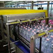 COMPLETE SECOND HAND PET BOTTLES FILLING LINE 22.000 bph 42-A
