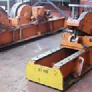Used Bode 30 Ton Conventional Steel Wheel Rotator