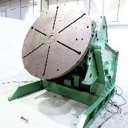 Used Bode 10 Tonne Heavy Duty Welding Positioner