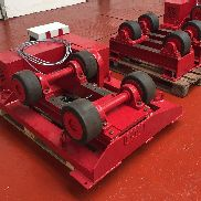 Bode 10 Ton Pipe Rotators. Model PR200