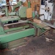 Martin spindle moulder, side trolley 1995