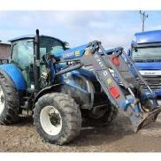 NEW HOLLAND T5.115 agricultural tractor