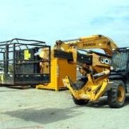 JCB 540-140 telescopic loader