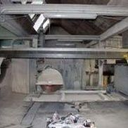 Saw for cutting stone, marble, granite Bisso 2004