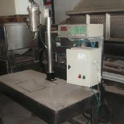Weigh Filler JEF for liquid with load cell