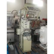 Filler for bags ROBOT with powder dosing spindle