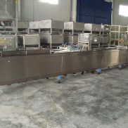 Thermoforming machine Elton 6000 (420)