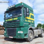 DAF XF 105 460 Structure / Type: Standard Tractor