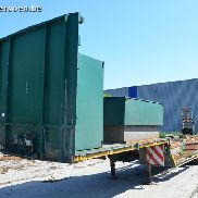 Van Hool 3H0005 3-axle semi-trailer Structure /