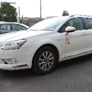 CITROEN C5 TOURER 1.6 Category: Car. Fuel: Diesel