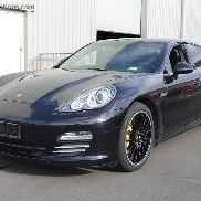 PORSCHE PANAMERA 4S 4.8i V8 Category: Car. Fuel