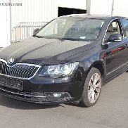 SKODA SUPERB 1.6 TDI CR Category: Car. Fuel: Diesel