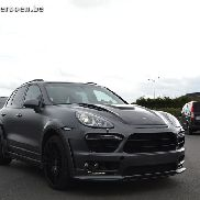 PORSCHE Cayenne HAMANN Category: Car. Fuel: