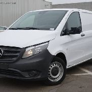 MERCEDES Vito 114D Category: Van with GVW inferior