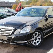 MERCEDES E 200 CDI Category: Car. Fuel: diesel