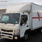MITSUBISHI CANTER FUSO 3C13 Category: Van with