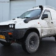 NISSAN Terrano 2.7 TD PROTO Competitiewagen Category: