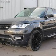 LAND ROVER Range Rover Sport Category: Car.