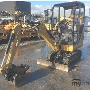 CATERPILLAR 301.4C LJK02090
