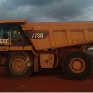 CATERPILLAR 773G MWH00245