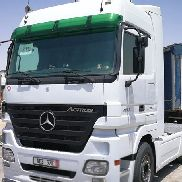 Mercedes-Benz 1844 MEGA SPACE 2007 KALCHES AND FRONT HEAD 105