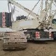 Terex/Demag - CC2800-1 660-Ton Lattice Boom Crawler Crane