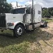 Peterbilt - 379 EX HD Sleeper Tractor