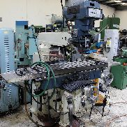 Cougar BC 5VHL Turret Milling Machine with 3 Axis DRO (415V) – Stock # 3117